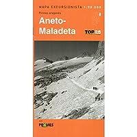 MAPA TOP 25 ANETO-MALADETA
