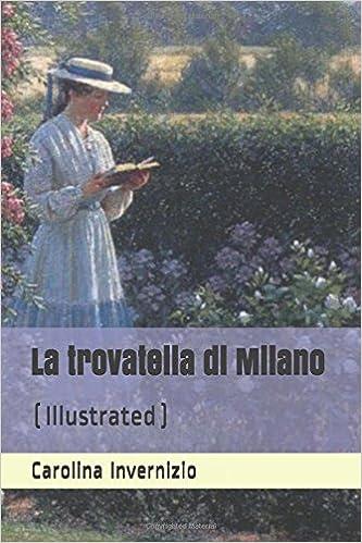 Book La trovatella di Milano (Illustrated) (Italian Edition)