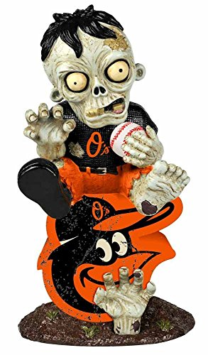 (Baltimore Orioles Sitting On Logo Zombie)