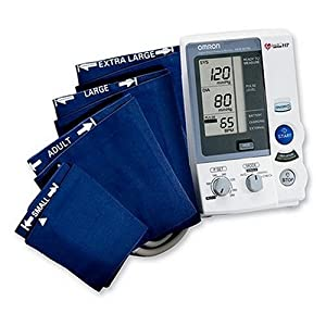 Omron HEM 907XL IntelliSense Professional Digital Blood Pressure Monitor