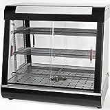 Ensue Restaurant Commercial Countertop Food Warmer 27'' Display Case