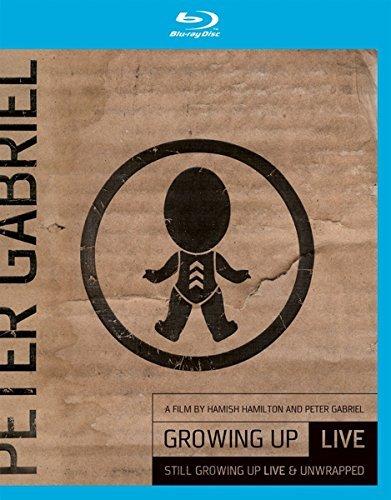 Peter Gabriel - Growing Up Live - Zortam Music
