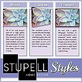 The Stupell Home Decor Collection Gray Chevron