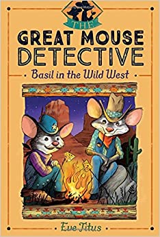 Basil in the Wild West (Great Mouse Detective)