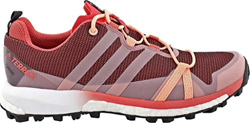 cheap sale hot sale outlet fashionable adidas outdoor Women's Terrex Agravic GTX Tactile Pink/Haze Coral/White Athletic Shoe buy online best place to buy online huge surprise cheap price nhYGcwM11