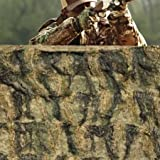 Red Rock Outdoor Gear Ghillie Blind Camouflage Netting - 4ft x 8ft Woodland, Woodland, One-Size