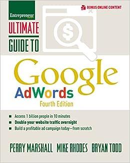 Brad Geddes Advanced Google Adwords Epub Download