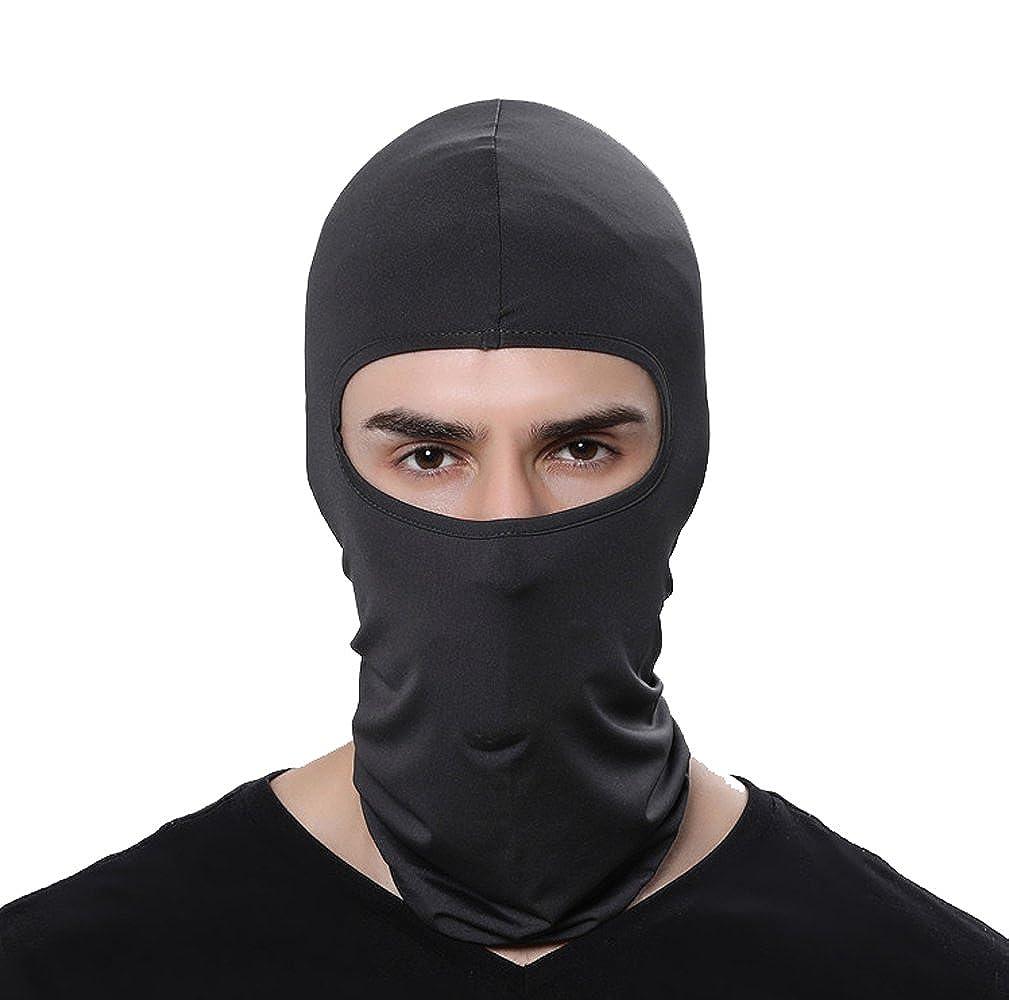 Outdoor Winter Fishing Ski Mask Thin Balaclava Hats for Men Cycling Motorcycle Cap