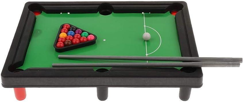 LBSX Juego de Billar Pool Cue Mini Juego de Juguete Educativo for niños Regalo de cumpleaños: Amazon.es: Hogar