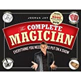 The Complete Magician Kit by Joshua Jay - Trick by Workman Publishing