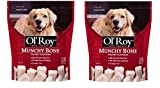 Ol'Roy Munchy Bone Dog Treat, Greek Yogurt Flavor (21.6 oz. – Pack of 2)