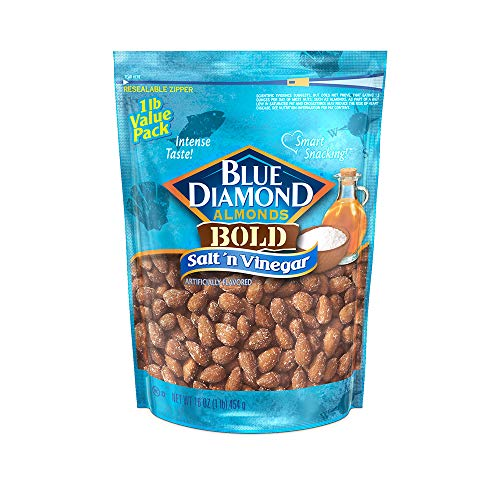 chocolate almonds blue diamond - 3