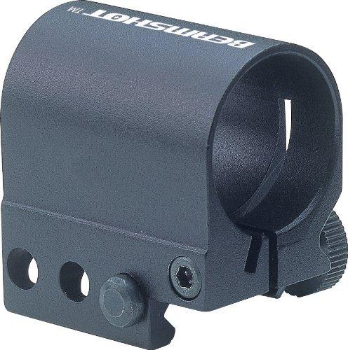 Beamshot M1 for 3/4 inch Diameter Laser Sight/Flashlight Rail Mount System, Black by Beamshot
