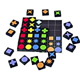 Match the Shapes Engaging Activity for Dementia and Alzheimer's by Keeping Busy for Older Adults