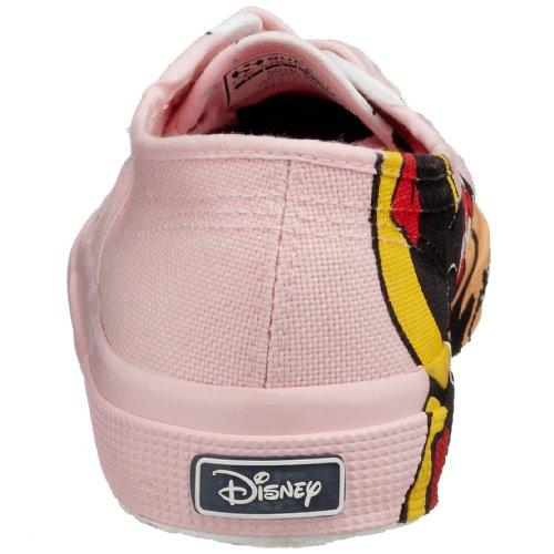 Superga 2750de Disney Minnie cotw s002bc0, mujer Zapatillas Rosa