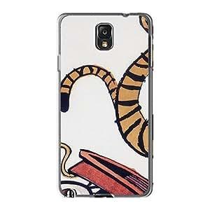 For Galaxy Note 3 Fashion Design Calvin And Hobbes Case-YKC4568YeNP
