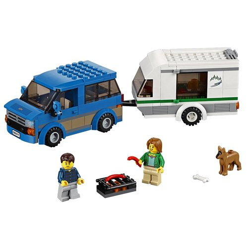 LEGO-City-Furgoneta-y-caravana-multicolor-60117