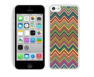 Colorful lsh Iphone 5c TPU Case Soft Silicone Mobile Phone Protective White Cover