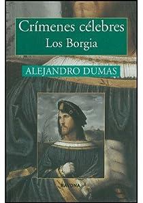 Borgia, Los par Dumas