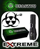 AUTHENTIC REACTOR RG700 Police Firefighter Military Flashlight Brighter Than G700 Or X800 ShadowHawk