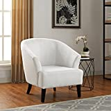Occasional Chairs Serta UPH10019C Artesia, Accent Chair, Ivory