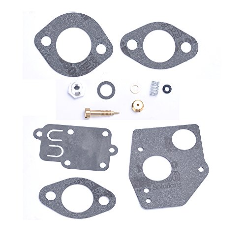 (Savior Carb Rebuild Overhaual Kit Gasket Diaphragm for Briggs & Stratton 495606 494624 60200 62097 145200 Blower)