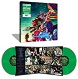Justice League Soundtrack Exclusive Opaque Green Vinyl