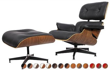 Charles Eames Chair : Amazon mlf premium reproduction charles eames lounge chair