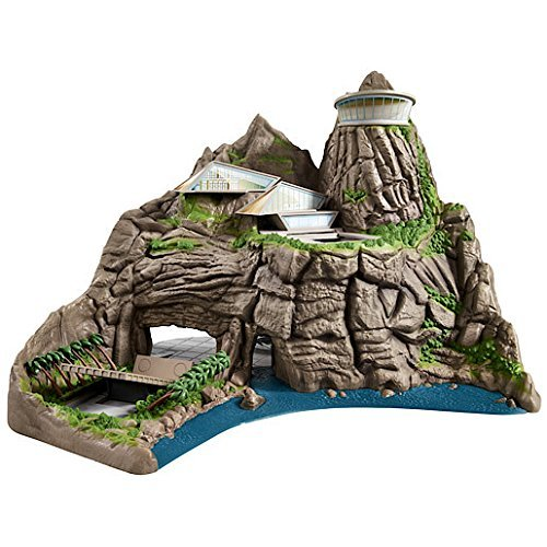 Official Thunder Birds Are Go Electronic Interactive 2015 Tracy Island Playset by Thunderbirds