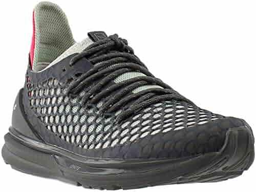 PUMA Ignite Lmtlss Netfit Staple Mens Gray Mesh Athletic Training Shoes 220ed9c41