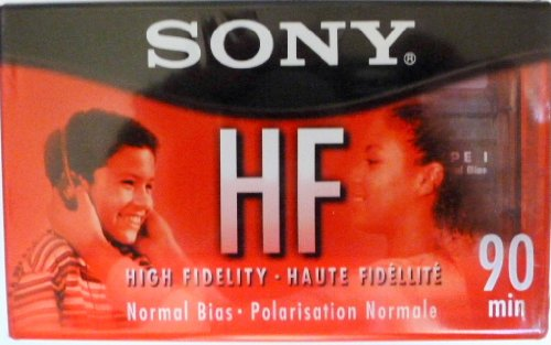 Sony HF C-90HFL 90 Minute 6 Pack by Sony