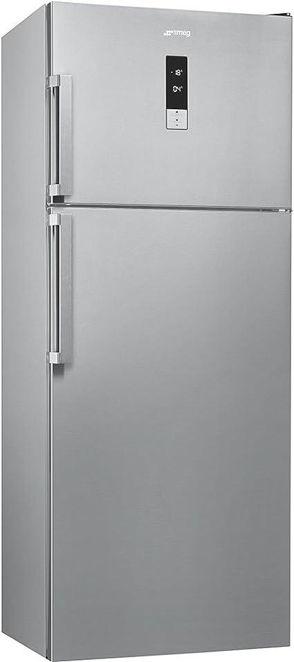 Smeg FD432PXNFE4 Independiente 432L A++ Acero inoxidable nevera y congelador - Frigorífico (432 L, Antiescarcha (nevera), SN-T, 5 kg/24h, A++, Acero inoxidable): Amazon.es: Grandes electrodomésticos