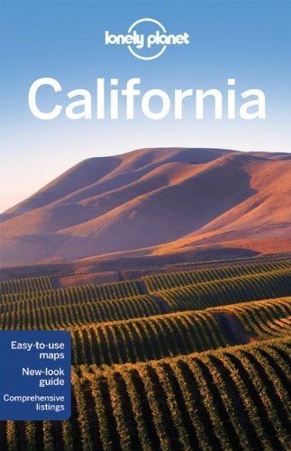 Lonely Planet California (Travel Guide) by Lonely Planet ( 2012 ) Paperback