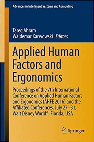 Applied Human Factors and Ergonomics: Proceedings of the 7th