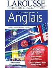 Dictionnaire Larousse Poche Anglais: français-anglais / anglais-français