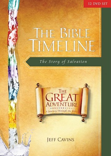 The Great Adventure Bible Timeline (24 Weeks on 12 DVDs) by Ascension Press