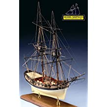 Model Shipways 1778 Fair American 14-Gun privateer Historic Set Kit Wood Boat NEW 1:48 Model-Expo