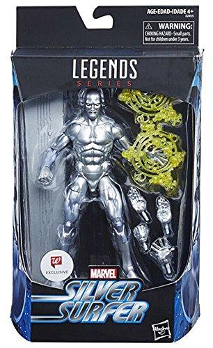Marvel Legends Series Silver Surfer 6 inch