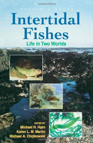 Pdf Math Intertidal Fishes: Life in Two Worlds