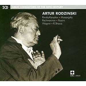 Artur Rodzinski Great Conduct