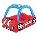 Early Learning Centre 138538 Car Racer Pool Playset, Red