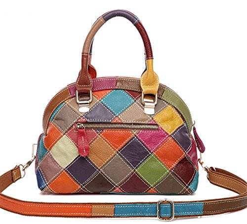 Eysee, Borsa a mano donna Multicolore multicolore Mode 11