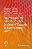 img - for Proceedings of the Scientific-Practical Conference