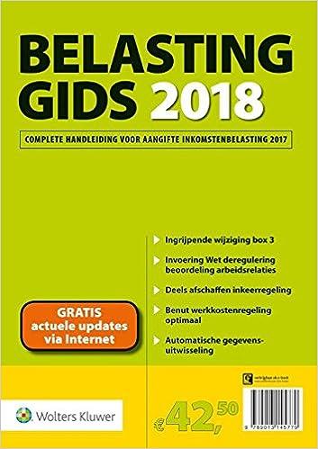 Belastinggids 2018: Amazon.es: Paul Flutsch, Lisanne Rijff ...