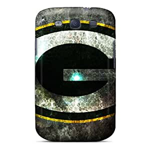 Perfect Green Bay Packers Cases Covers Skin For Galaxy S3 Phone Cases