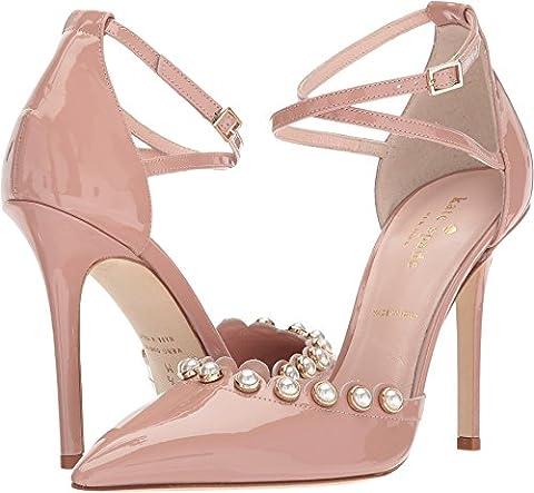 Kate Spade New York Women's Liana Fawn Patent 6 M US - Fawn Footwear