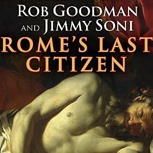 Rome's Last Citizen Audiobook