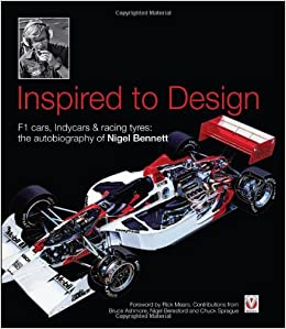 Inspired To Design Cars Indycars Racing Tyres The