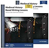 Medieval History-Based Writing Lessons (Teacher/Student Combo)