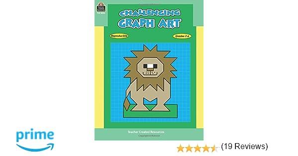 Workbook free printable graph worksheets : Amazon.com: Challenging Graph Art (9781557340962): Erling Freeberg ...